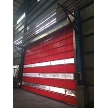 big szie pvc rolling up door