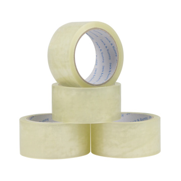 Extra Thick Low Noise Clear Packing Tape
