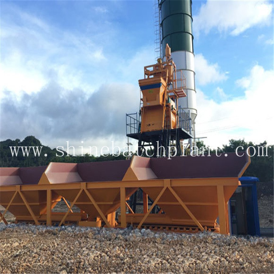 75 Construction Concrete Batching Machinery