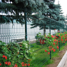 Galvanized Welded Mesh Fence Panel