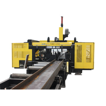 CNC 3d Beam Drilling Sawing Machine