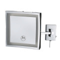 LED Hotel Bathroom Mirror With Battery Function