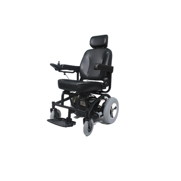 Full automatic suspension wheelchair