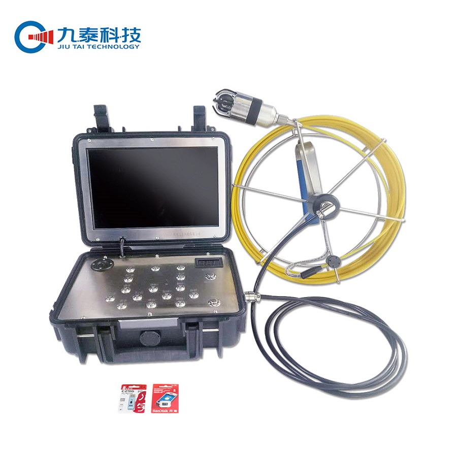 Pipe Inspection Camera Detection 7