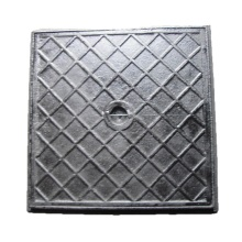 Factory directly supply for Ductile Manhole Cover Cast Iron Manhole Covers export to St. Pierre and Miquelon Supplier