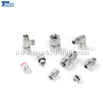 Reducer connectors swivel fittings water hose splitter