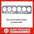 Man Sealing Head Gasket 51.03901.0260