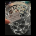 Glass Bubble Jar for Candle Making