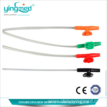 Disposable PVC Suction Catheter