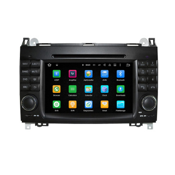 Atacado 7 polegadas sistema android dvd player para benz