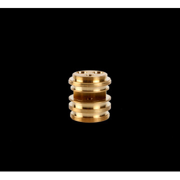 Faucet Valve Body by Brass