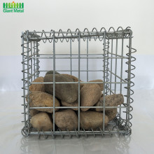 Welded Galvanizing Gabion Wall Wire Mesh Fence