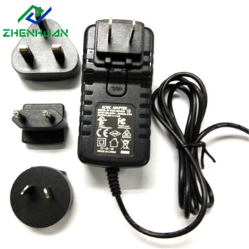 12V2A 24W International converter plug power adapters