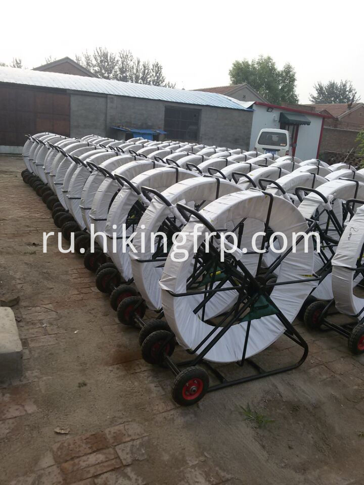 FRP Cable Conduit Duct Rodders