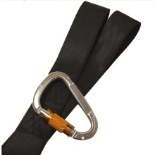 Hammock Strap with Aluminous Carabiner for Kid