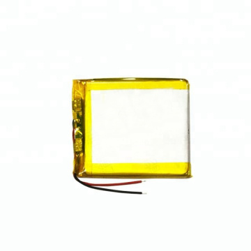 504555 3.7v 1500mAh lipo battery for electrical device