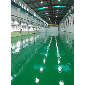 Excellent epoxy floor coating factory floor