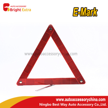 Best Price for for Safety Warning Triangle,Vehicle Triangle Warning Sign,Reflective Safety Triangle Supplier in China Triangle Warning Reflector Alerts supply to Nicaragua Manufacturer