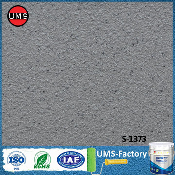 Fake stone wall texture paint effect