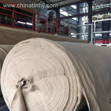 Polyester Long Fiber Nonwoven Needle Punched Geotextile