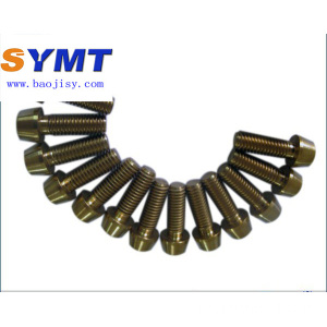 W2 Tungsten alloy Screw according to drawing