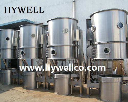 Fruit Juice Powder Granulating Machine