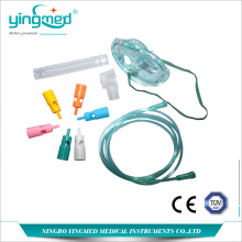 High definition for China Disposable Oxygen Tubing,Pvc Oxygen Tubing,Nasal Oxygen Cannula,Disposable Nasal Oxygen Cannula Manufacturer Medical Disposable Venturi Mask export to British Indian Ocean Territory Manufacturers