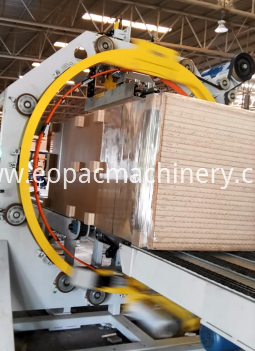 Cross Packing Line