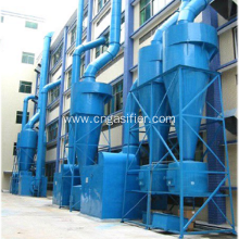 Low Operation Industrial Cyclone Dust Collector Extractor