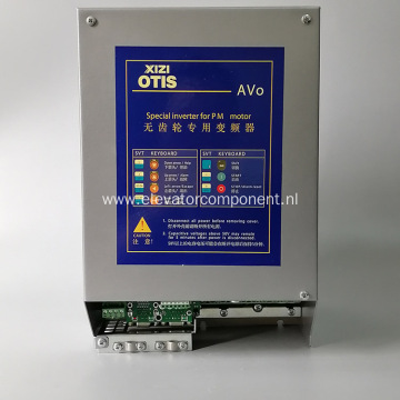 Special Inverter for XiziOtis PM Motor AVo3075-XBL BR4