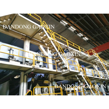 Test Liner Paper Machine