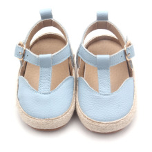 Wholesale Newborn Baby Girl T-bar  Dress Shoes