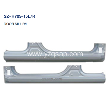 Steel Body Autoparts HYUNDAI 2003 ELANTRA DOOR SILL