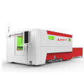 Fully Enclosed Exchange Table Fiber Laser Cutting Machine