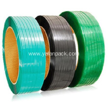 factory low price Used for Green Pet Strapping Pet strap band plastic steel strapping roll export to Saint Kitts and Nevis Importers