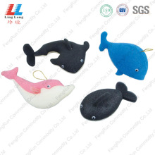 Saucy Dolphin Absorbent Bath Production