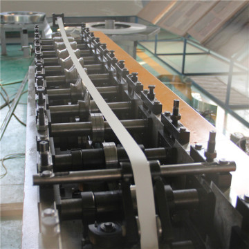 Ceiling grid cold forming machine