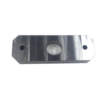CNC steel parts machining