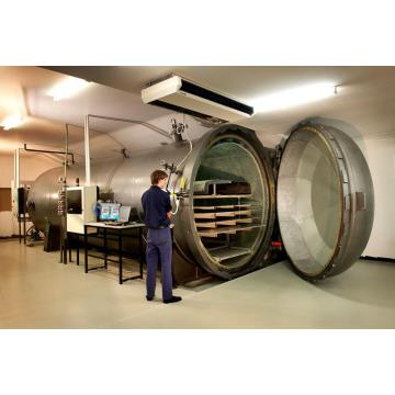 Pneumatic Glass Laminating Autoclave