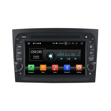 Oreo 8.0 vittura DVD player per Doblo 2016