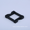 I-Drone Frame Black Anodized Aluminium Movable Tube Clamp