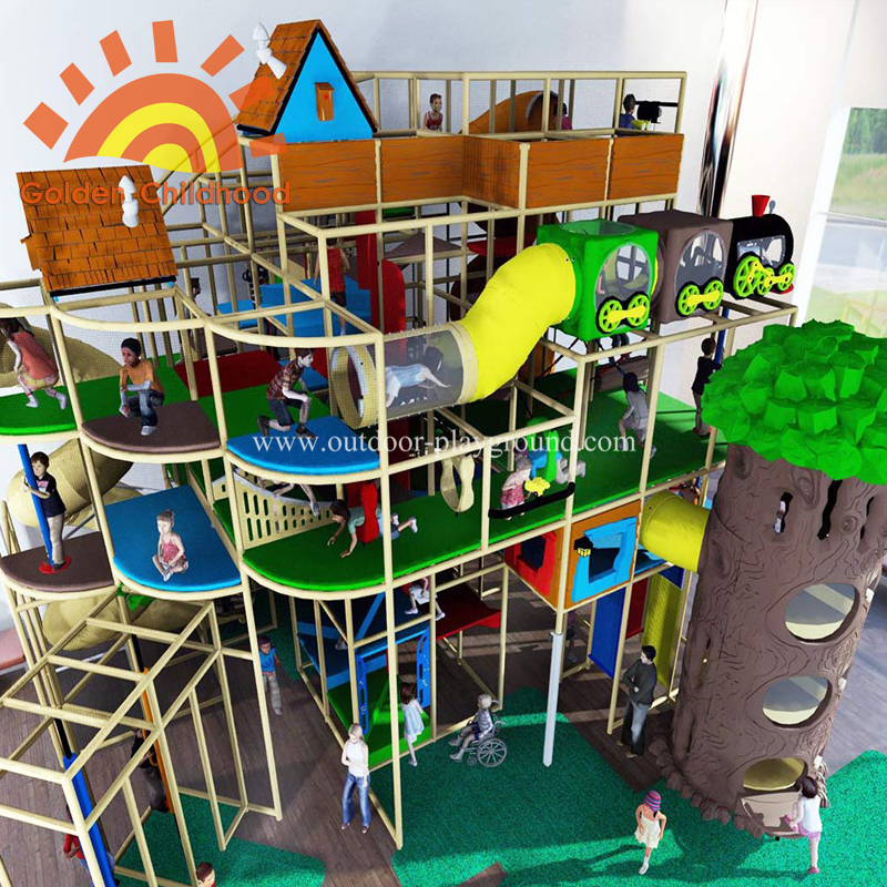 children large indoor play structure for sale