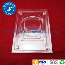 OEM for PVC Clamshell Packaging Custom Plastic thermoformed Clamshell Packaging supply to Uganda Supplier