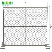 Direct Factory Galvanized America Temporary Fence for Sale