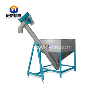 low price pipe horizontal screw conveyor for cement
