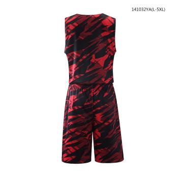 quick dry breathable Basketball Jersey