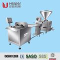 Fruit vegetable freezing line food processing machines
