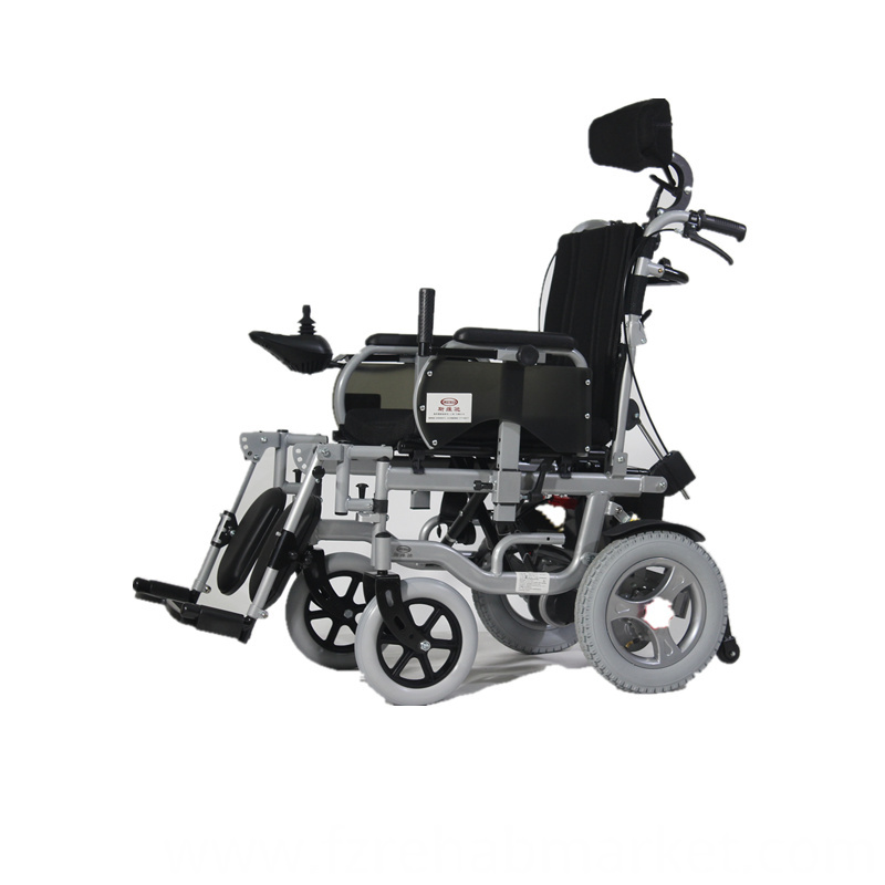 Multi-functional electric wheelchair