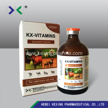 Vitamin B Complex Injection Cattle