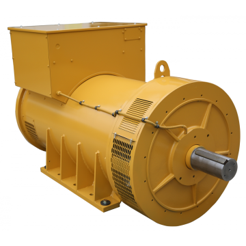 Low Voltage Four Pole Marine Alternator
